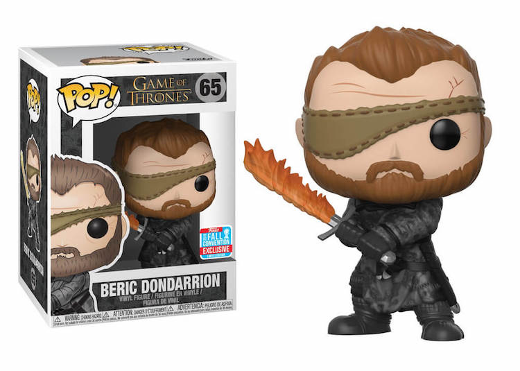 Beric Funko Pop NYCC Shared Exclusive