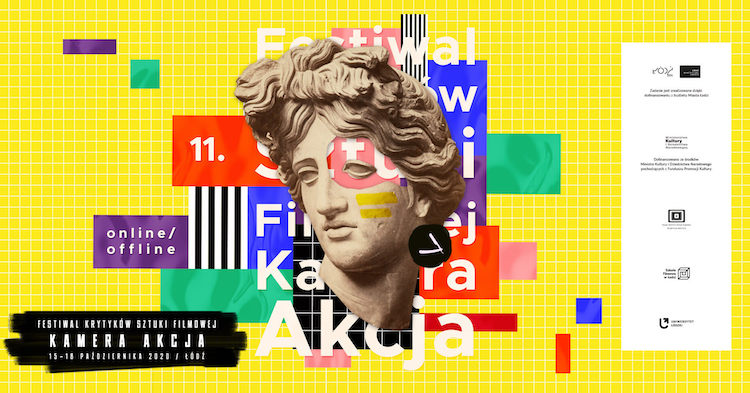 11th Kamera Akcja Film Festival Banner