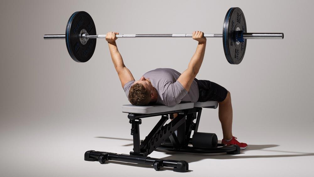 Push pull legs routine