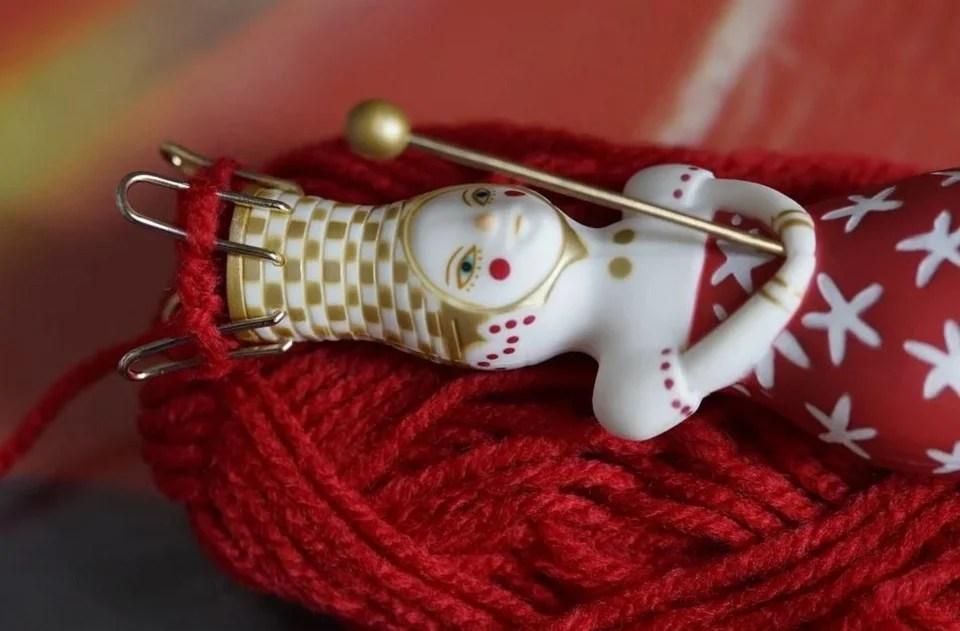 Le retour du tricotin