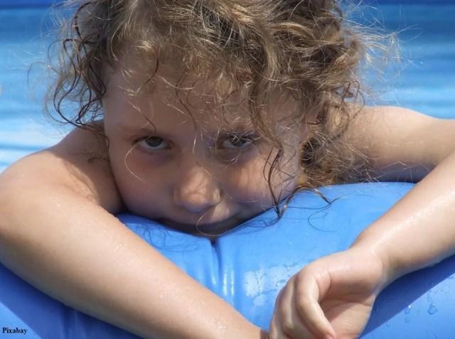 La piscine gonflable, que des avantages