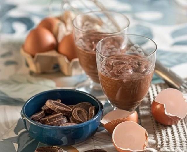 Délicieuse recette de dessert chocolaté non sucré