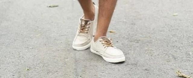 Chaussettes invisibles homme, le confort en baskets