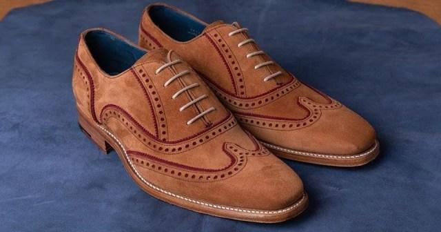 Chaussures pour hommes en cuir retourné : le style unique du cuir velours