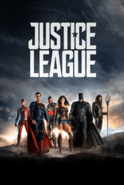 Justice League 2017 DCEU moviePoster