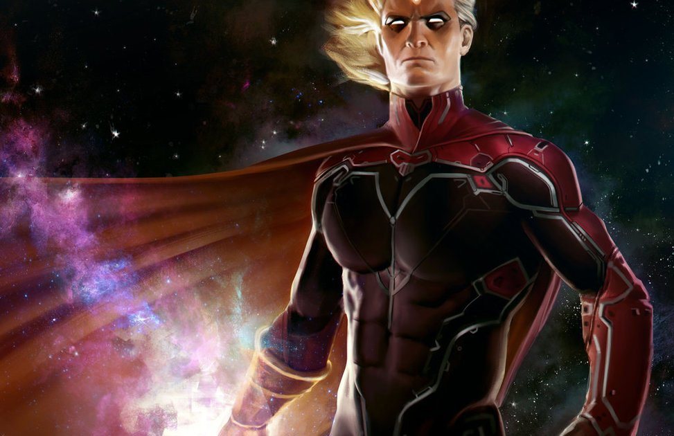 Image result for guardians of the galaxy vol. 3 adam warlock