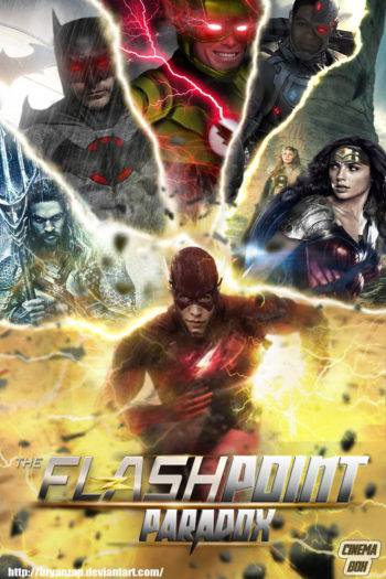 Flashpoint movie poster 2020