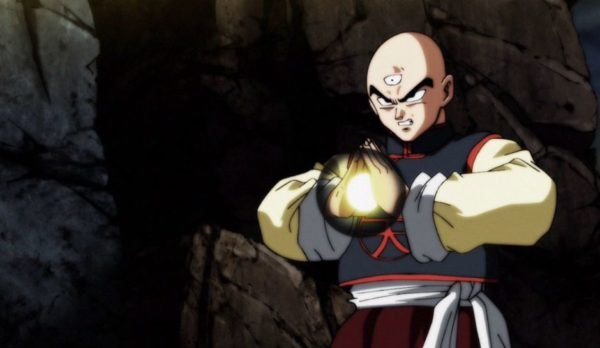 Tien in Tournament of Power