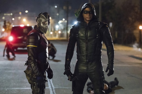 John Diggle as Green Arrow Season 6