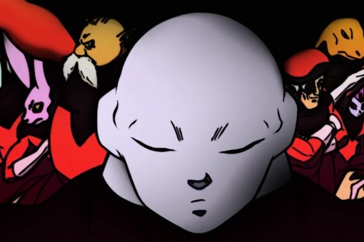 Jiren and Universe 11's Pride Troopers