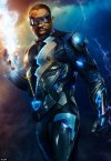Black Lightning Season 1 poster