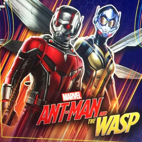 Ant-Man and the Wasp new offcial poster