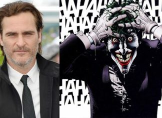 Joaquin Phoenix and DC villain Joker