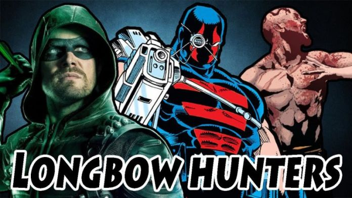 Green Arrow and The Longbow Hunters