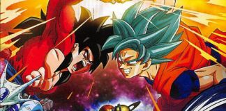 Super Dragon Ball Heroes Anime series