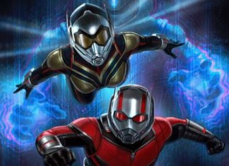 Ant-Man and the Wasp new poster