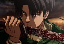 Attack on titan Levi Season 3