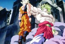 Dagon Ball Movie Broly