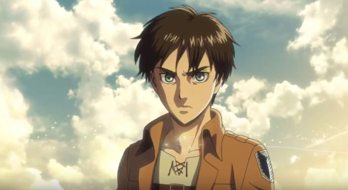 Image result for eren jaeger season 3