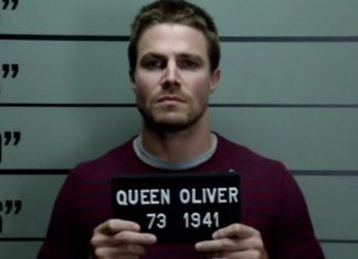 Oliver Queen in Arrow series