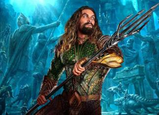 Aquaman trailer review Arthur Curry