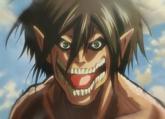 attack on titan eren Jaeger as titan