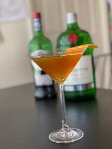 Jeff's Martini
