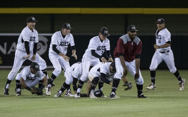 Mexico State Baseball Scores Results Schedule