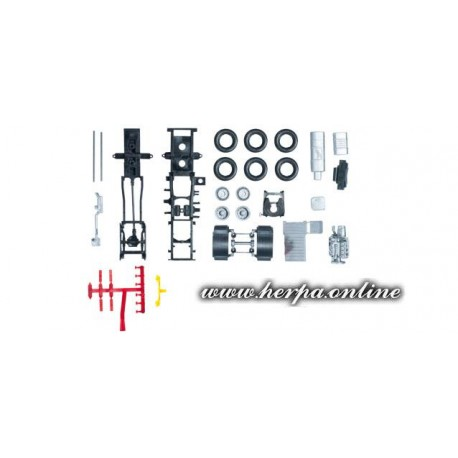 * Herpa Spare Parts 083683 Chassis for rigid tractor