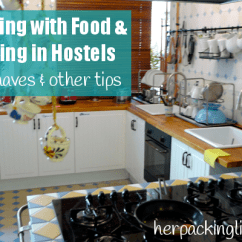 Traveling Kitchen Inexpensive Islands Must Haves For A Her Packing List