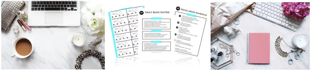 Free Blog Planner - Free Printables - Styled Stock Photos - Passive Income - Affiliates - Content - Social Media - Management - SEO - Promote | www.herpaperroute.com