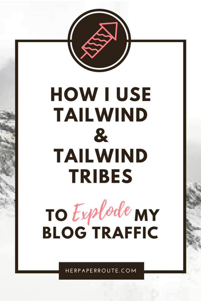 How to use Tailwind - How to use Tailwind tribes pinterest Join My Tailwind Tribe - Creating Your Social Media Game-Plan - Passive Income - Affiliates - Content - Social Media - Management - SEO - Promote | www.herpaperroute.com