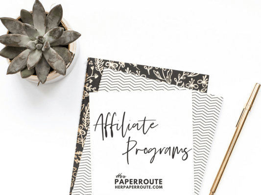 High Paying Affiliate Programs Bloggers Can Join - Make Money Blogging   www.herpaperroute.com