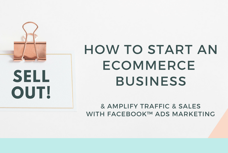 Learn How To Start An Online Store - Dropshipping - Super-Charge Your Traffic And Sales With Facebook Advertising Strategies -eCommerce business tips blogging tips facebook marketing course free course - Facebook advertising secrets - how to use Facebook ads manager - how to start an online store - sell with shopify online course   herpaperroute.com