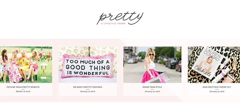 feminine-wordpress-themes pretty-darn-cute-the-best-wordpress-themes