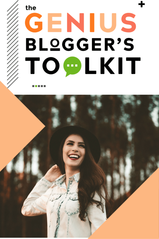 Genius Bloggers Toolkit - How To Start A Profitable Blog - Easy WordPress Set Up- SiteGroundHosting - Best Hosting - Affiliate Marketing - ecourse course training compplete blogging business marketing | www.herpaperroute.com
