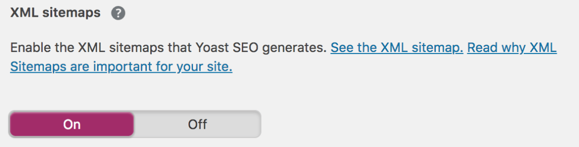 Google Search Console get xml sitemap yoast