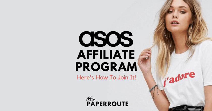 ASOS Affiliate Program - Make Money Blogging Influencer Marketing - Nasty Gal Affiliate Program Become A Nasty Gal Affiliate-Make Money Blogging | HerPaperRoute.com
