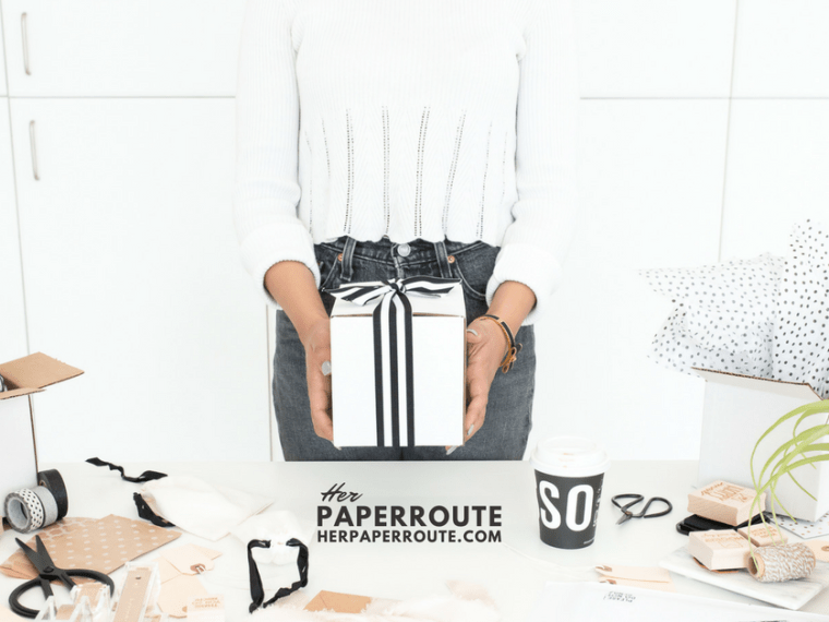 How to start a subscription box busness Make Money online   www.herpaperroute.com