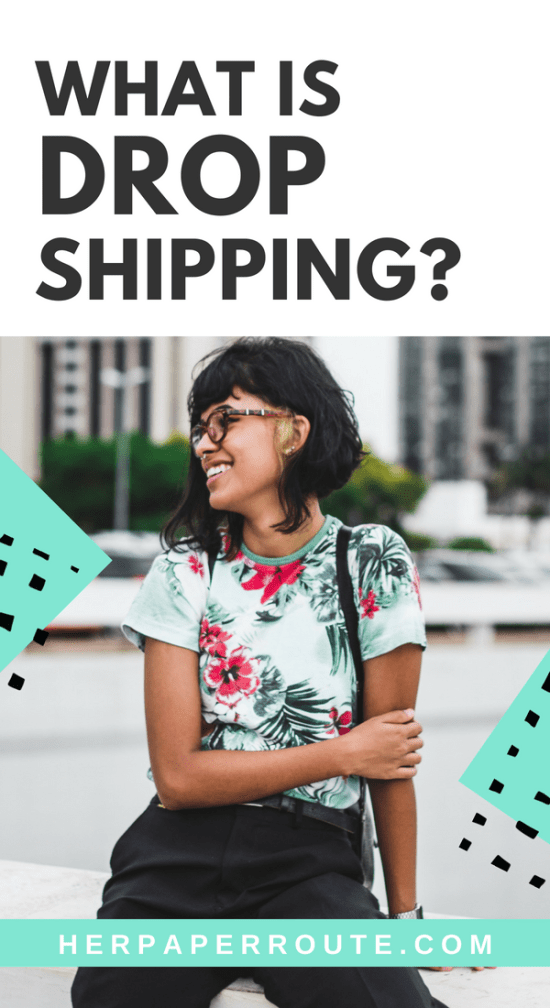 what is drop shipping ecommerce e-comerce shopify course shopify training
