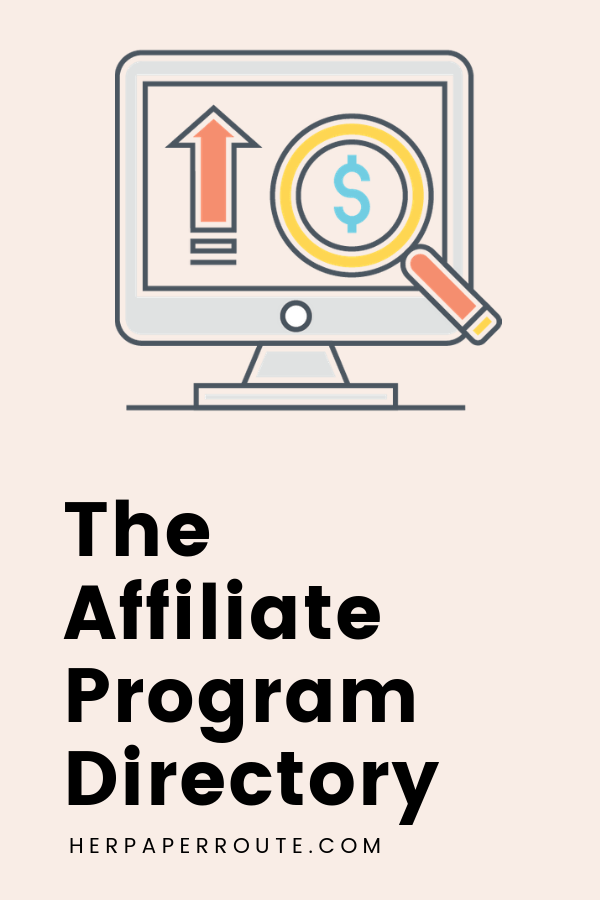 High paying affiliate program directory make money blogging affiliate programs affiliate marketing tips Learn Affiliate Marketing Blog Build Profitable Affiliate Marketing Websites making money from a blog herpaperroute.com