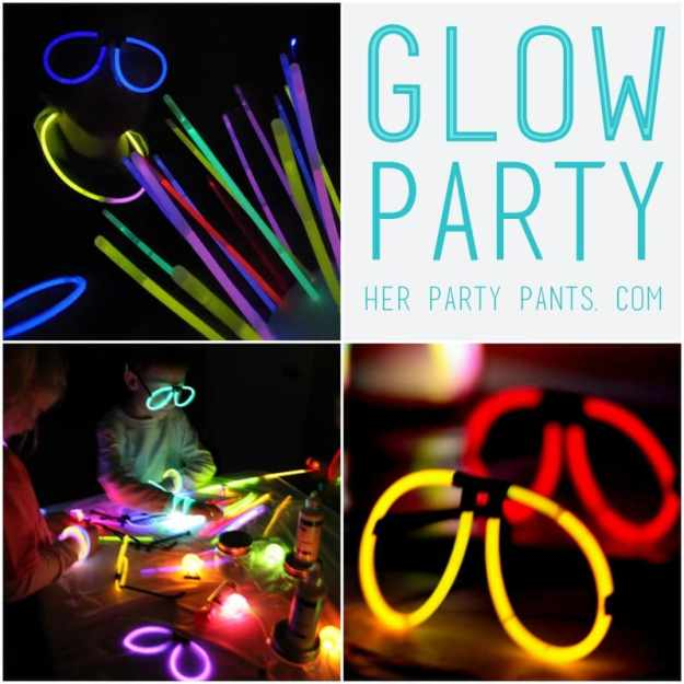 1-glow party