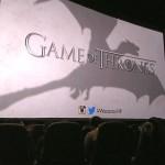#WesterosVIP {Game of Thrones Season 3 Philadelphia Premiere Event}