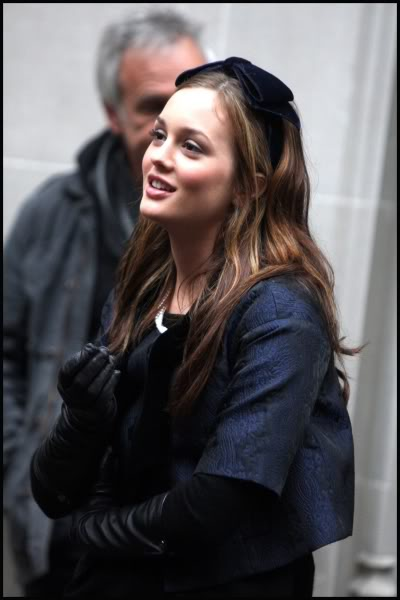 Favorite Women on TV: Blair Waldorf in Gossip Girl, via Her Philly