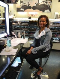 Makeovers at Sephora Philadelphia | Her Philly