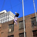 {Birthday Giveaway Week} Win A Trapeze Lesson!