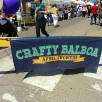 Philly Gets Crafty {East Passyunk Avenue's Crafty Balboa}