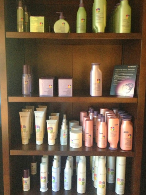 Pureology Hair Products on sale in Philadelphia // Her Philly