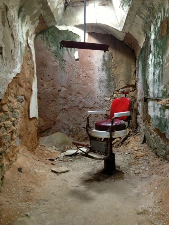 Prison Barber Shop // Her Philly