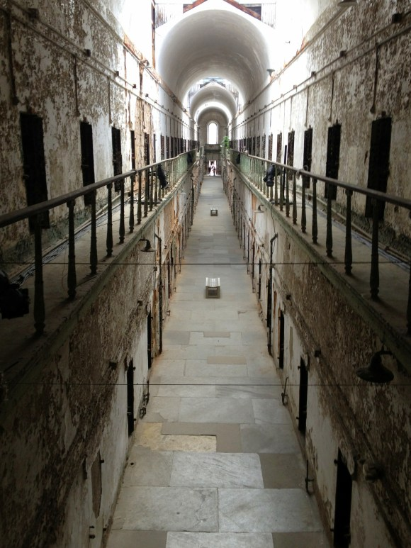 Philadelphia Penitentiary // Her Philly